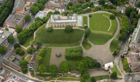 Nottingham Castle - Free week before closure