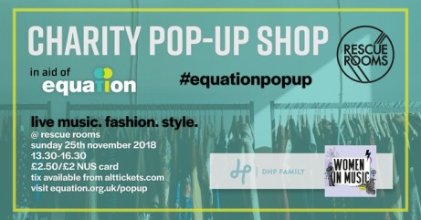 Rescue Rooms Pop-Up Charity Shop