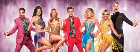 STRICTLY COME DANCING THE LIVE ARENA TOUR