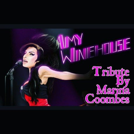 Amy Winehouse with Marina Coombes