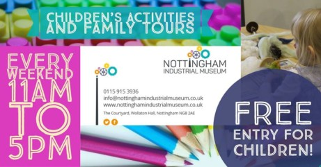 Children's Activities and Family Tours