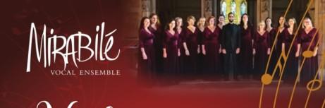 Mirabilé Vocal Ensemble - Midsummer Song Concert