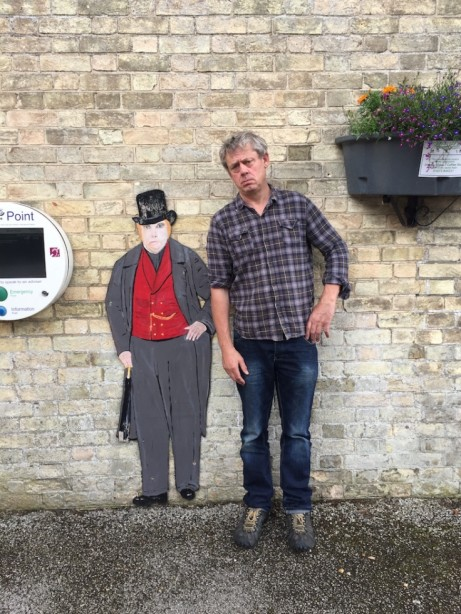 Graham Fellows: Completely Out Of Character
