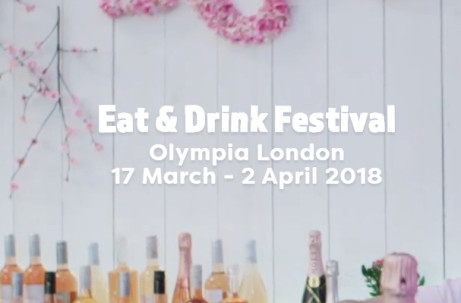 Eat & Drink Festival Olympia London