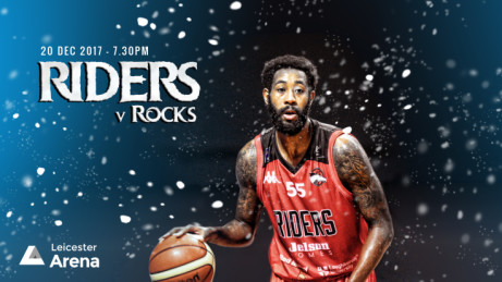 Leicester Riders vs Glasgow Rocks in Professional Basketball Action!