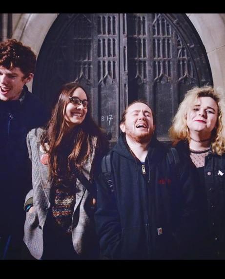 Kermes: 'We choose pretty names' Album Launch Party