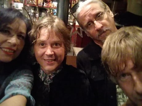 Celsi, Bragg & Maitland w/Bob of the Pops - Duffy's - Leicester