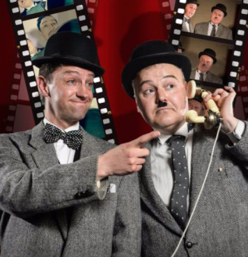 Lucky Dog Theatre Productions present THE LAUREL & HARDY CABARET
