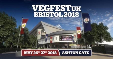 VegfestUK Bristol 2018
