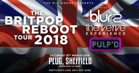 The Britpop Reboot 2018
