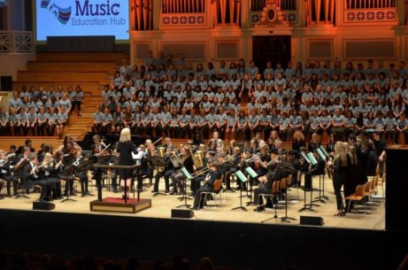 Leicester-Shire Schools Music Service Summer Concerts