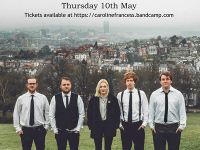 Caroline Francess & The Lights at Chameleon Arts | Nottingham