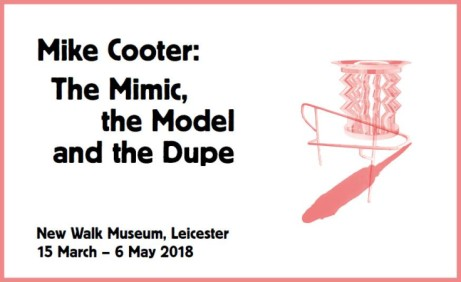 Mike Cooter - The Mimic, the Model and the Dupe