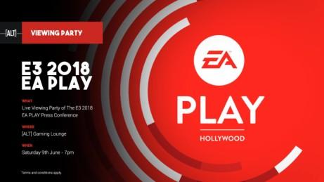 EA PLAY - E3 Viewing Party