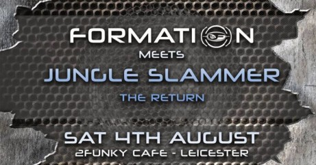 Formation Meets Jungle Slammer