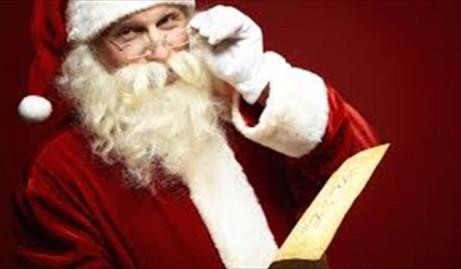 Stories with Santa at Wollaton Hall