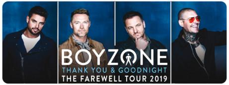 BOYZONE - THE FAREWELL TOUR