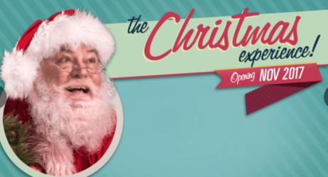 Christmas Experience at Robin Hood's Wheelgate Family Theme Park