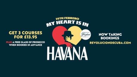 De Cuba Does Valentine's