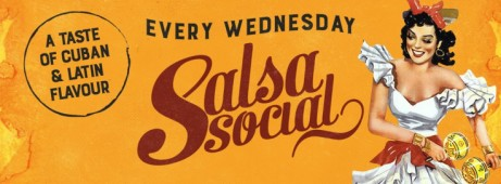 Wednesday Salsa at Revolucion de Cuba Nottingham