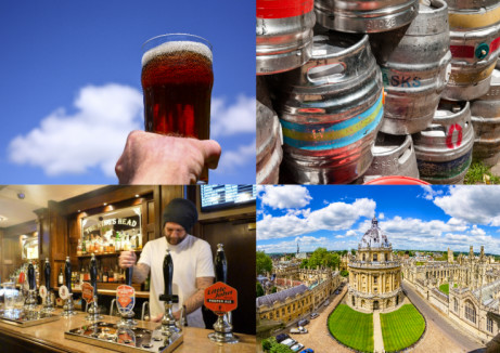 King's Head - Leicester Fringe Festival - Oxfordshire Tap Takeover 2018