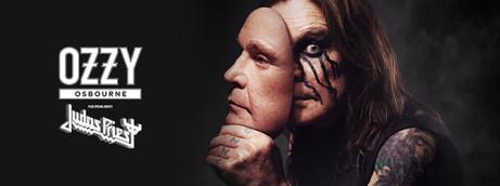 OZZY OSBOURNE + Judas Priest No More Tours 2