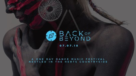 Back Of Beyond Festival 2018!