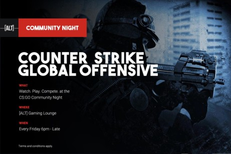 CS:GO Community Night
