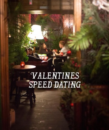 Speed Dating at Pepper Rocks