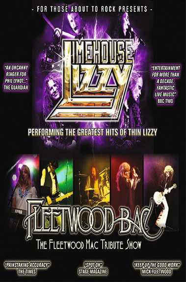 Fleetwood Bac v's Limehouse Lizzy