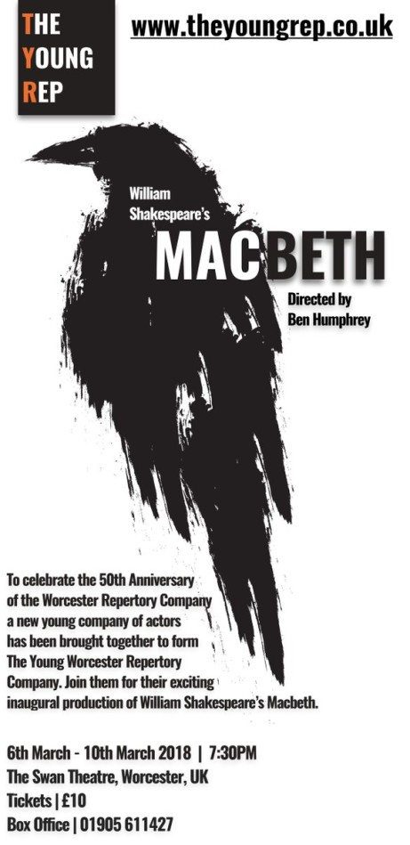 The Young Rep. presents - Macbeth