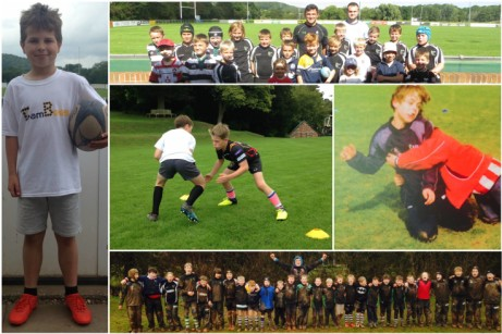 Just Rugby February Half Term Camp