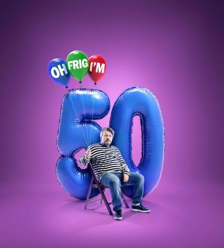 Richard Herring: Oh Frig, I'm 50!
