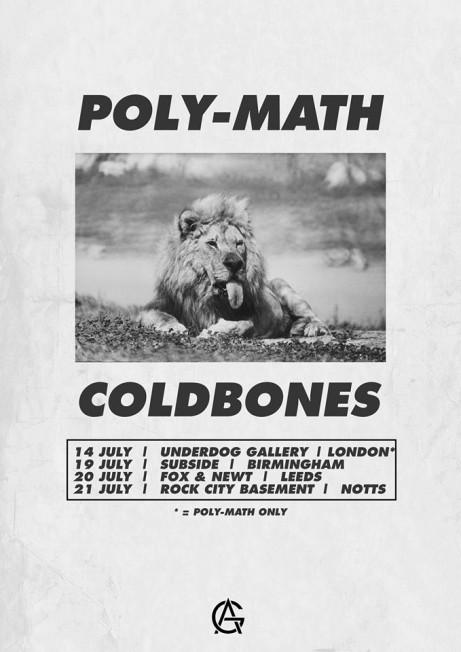 POLY-MATH & COLDBONES