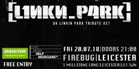 Feedback Presents: Linkin Park Night+Bloodstock Ticket Giveaway!