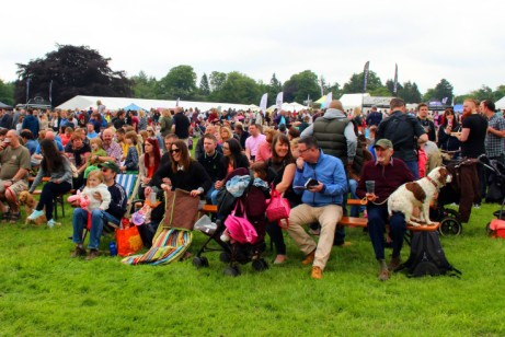 Great British Food Festival at Hardwick Hall