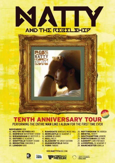 Natty (10th Anniversary Tour)