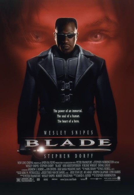 Superhero Movie Season: Blade
