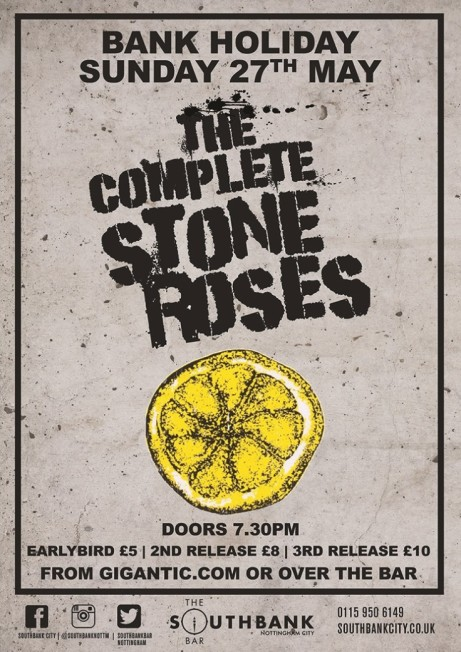 The Complete Stone Roses Live!