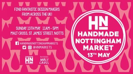 Handmade Nottingham Spring Market
