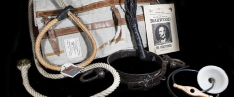 A fascinating look at different types of punishments used throughout time - Punishments Exhibition