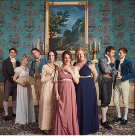 AUSTENTATIOUS! AN IMPROVISED JANE AUSTEN NOVEL