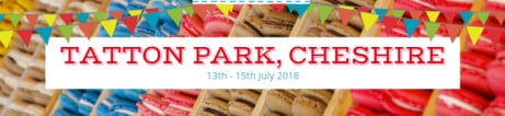 Tatton Park, Cheshire- Foodies Festival