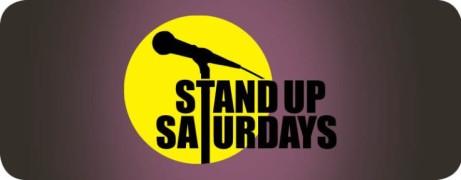 STAND-UP SATURDAYS (18+)