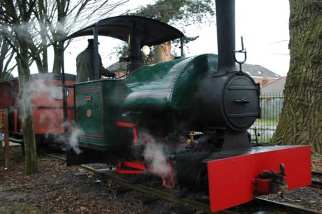 May Day Railway Day