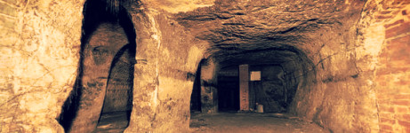 A ghostly tour of the City of Caves