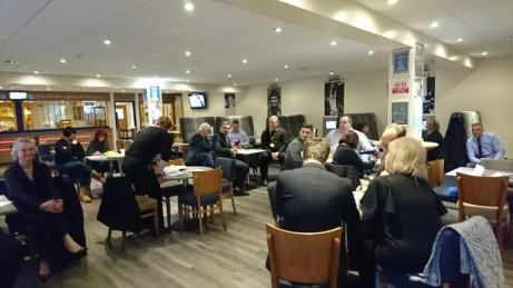 Mansfield Town Breakfast Networking