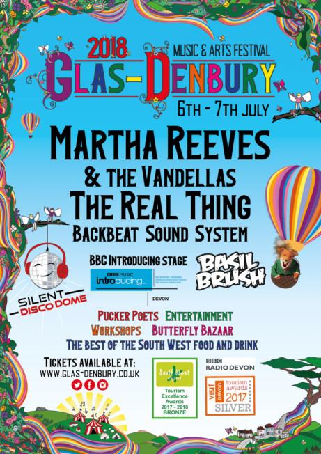 Glas-Denbury Music And Arts Festival