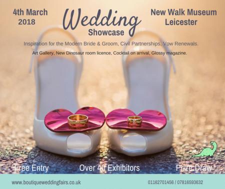 New Walk Museum Wedding Showcase
