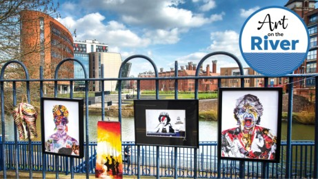 Art on the River: Call out for Artists!